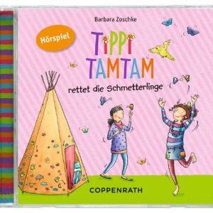 Tippi Tamtam rettet die Schmetterlinge