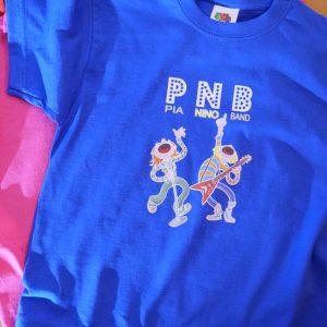 Pia-Nino-Band TShirts